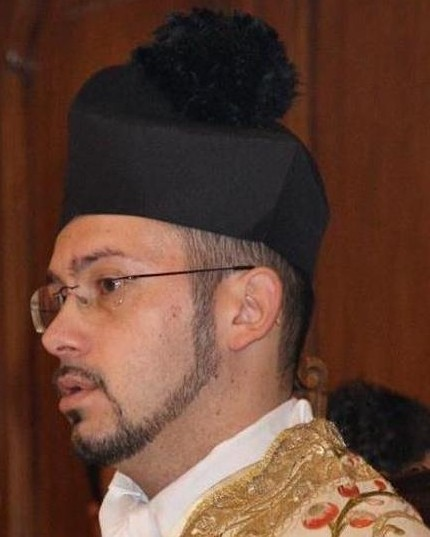 Don Angelo Chizzolini parroco di Verzi di Loano, dopo aver retto le parrocchie di Onzo e Arnasco