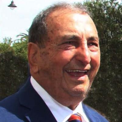 Carlo Gambetta  2017 comandante ex sindaco di Noli