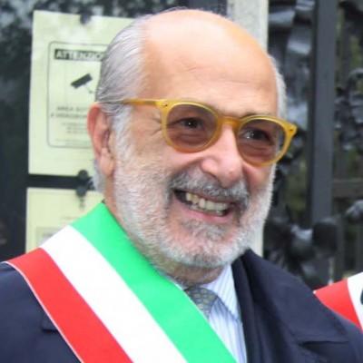 Il sindaco di Noli, Giuseppe Niccoli