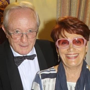 Franco Puricelli e Angela Ricci Mingani 2017