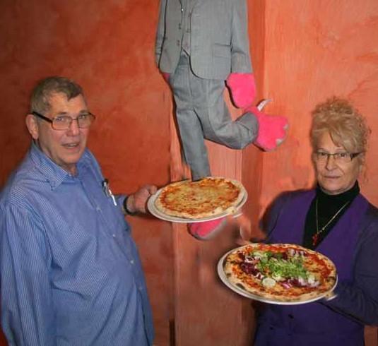 Alassio, da 40 anni La Pantera Rosa con Luciana e Vittorio