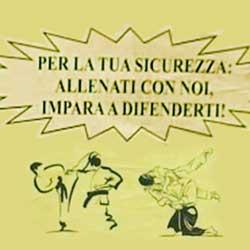 Il manifesto della settimana in Riviera: Corsi di difesa personale