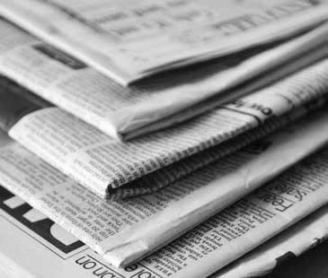Crisi dell'editoria, cosa accade in Liguria. Comunicato dell'Associazione giornalisti