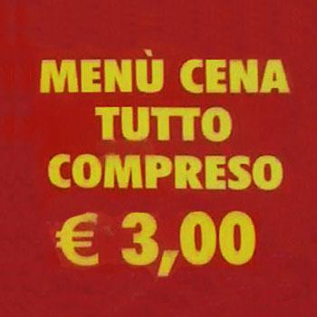 Il Bingo Loano sbanca: menù completo a € 3 La sfida shock dell'estate al boom delle sagre