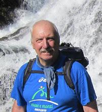 Savona, ex poliziotto 'ambasciatore' dei monti, dei parchi e delle valli liguri