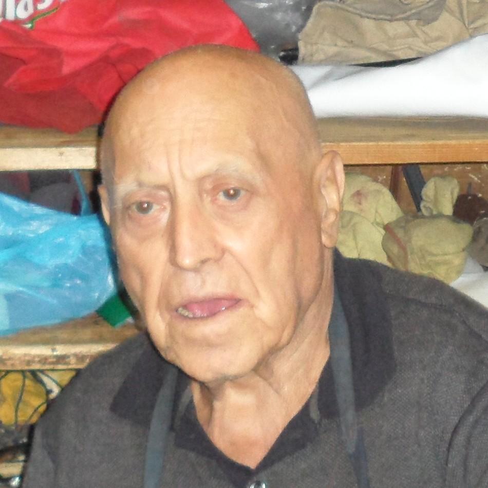 Savona, parla Dalciso 85 anni decano al lavoro degli autentici calzolai italiani