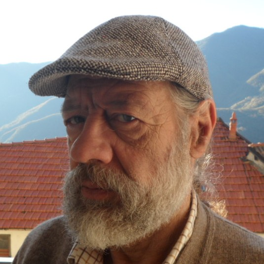 Poesia di Nello Scarato / Vecchio poeta