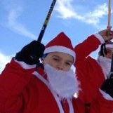 Artesina 50 Babbo Natale e regali ai bimbi