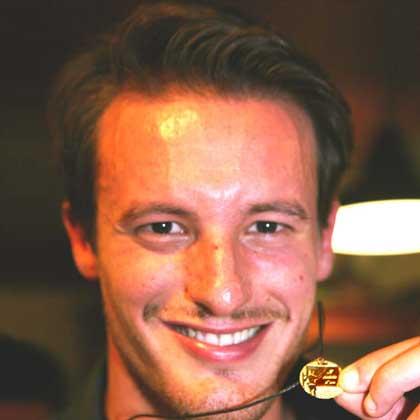 Alassio, Emanuele Abate il 'Matetto d'Oro' 2013