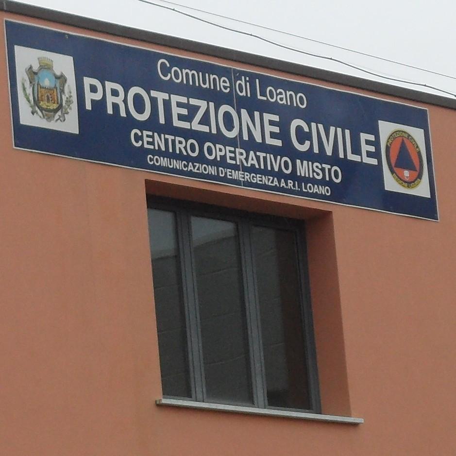 Loano: Protezione civile anno 2014. Auguri