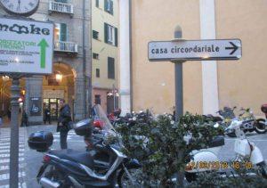 Savona da 5 anni senza carcere.  Il presidente del Tribunale, Canaparo: Fermi, al punto morto con interlocutori
