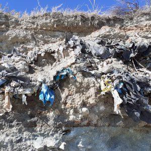 Spotorno, discarica Serra: un disastro ignorato da Comune, Provincia, Regione
