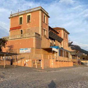 Borgio Verezzi, hotel di lusso voluto dal sindaco. L'ex Lido? 'Non ho parole'